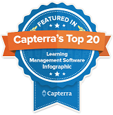 Capterra's Top 20 Most Popular LMS
