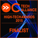 OC Technology Alliance 22nd Annual High-Tech Awards Finalist 2015