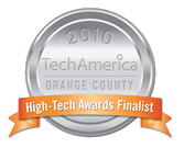 TechAmerica High-Tech Innovation Awards Finalist 2010